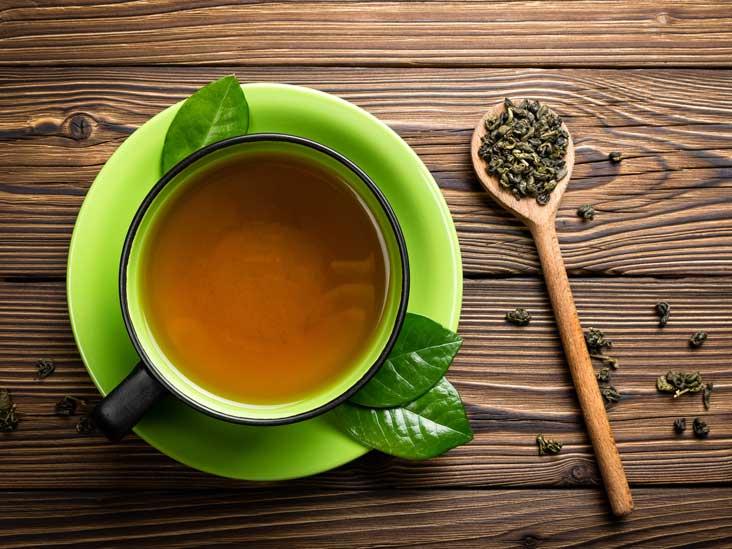 Cu ce substante interactioneaza ceaiul verde