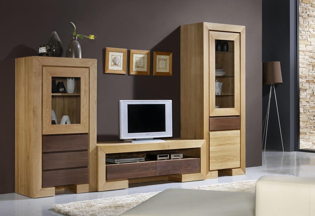 mobilier lemn masiv la comanda