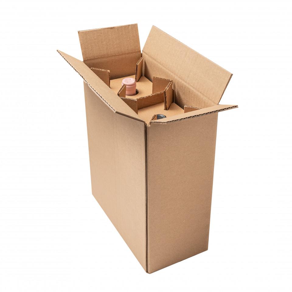 Siguranta oferita de cutiile iPack